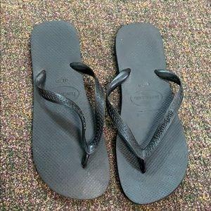 Havaianas Black Sandals